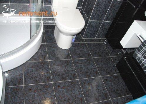 Плитка на пол в ванную дизайн
